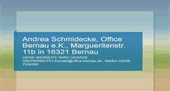 Preview of office-bernau.de